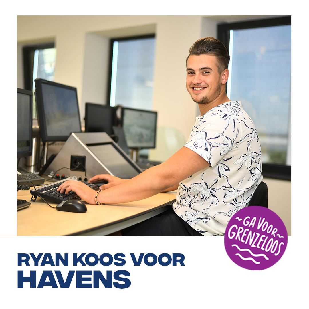 Ryan koos voor Havens | STC mbo college