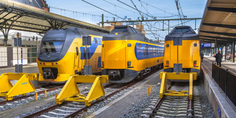 mbo-opleiding Treinmachinist / Machinist railvervoer | STC mbo college Rotterdam