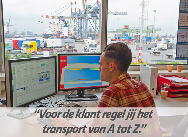 Mbo-opleiding coördinator havenlogistiek | STC mbo college Rotterdam