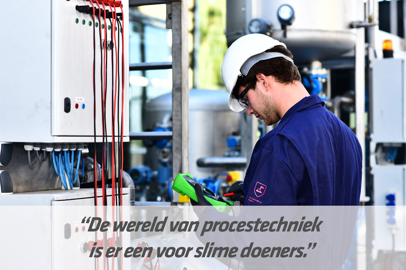 Mbo-opleiding Operationeel technicus | STC mbo college Rotterdam