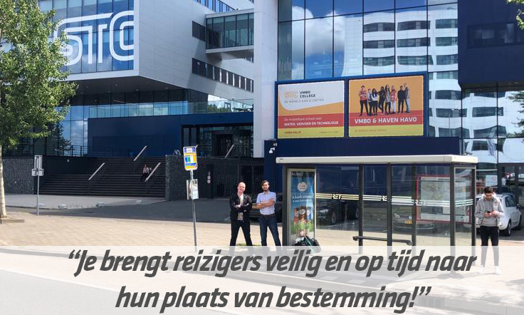 mbo-opleiding buschauffeur | STC mbo college Rotterdam
