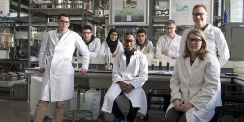 HBO Chemische Technologie Open dag