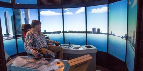 360 Graden Tug Boat simulator | STC Group