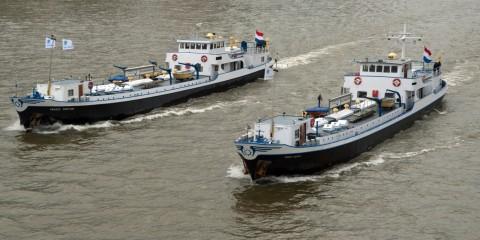 Opleidingsschepen binnenvaart | STC Group