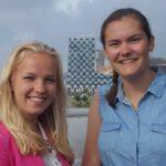 Trots op onze twee nieuwe Young Maritime Representatives