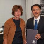 NMU sluit overeenkomst met Guangzhou Maritime University