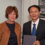 NMU and Guangzhou Maritime University sign Agreement