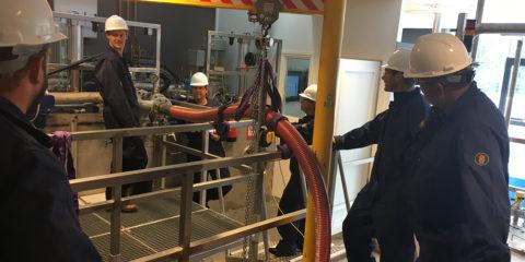 LNG-training