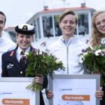 Onze nieuwe Young Maritime Representatives