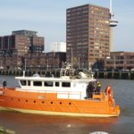 Openbaar Ministerie schenkt schip aan STC
