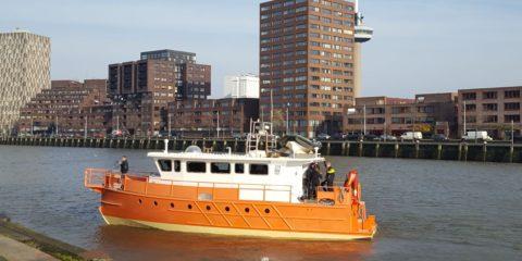Openbaar Ministerie schenkt schip
