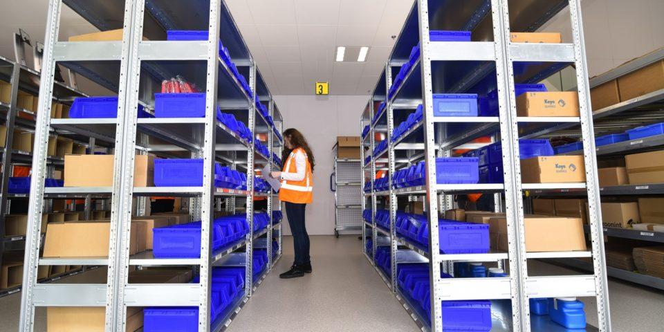 Vacature fulltime instructeur Logistiek centrum | STC mbo college Rotterdam 03052019