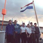 Met zeilschip de Eendracht naar Brest