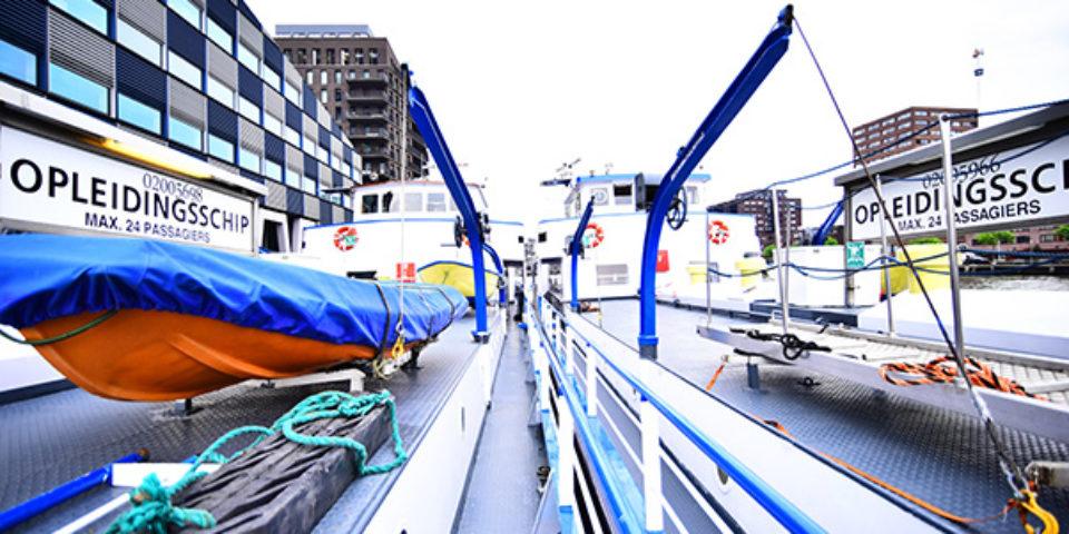 Vacature matroos binnenvaart opleidingsschip | STC Group Rotterdam 14052019