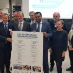Rotterdams Leerwerkakkoord en sectorakkoord Haven ondertekend
