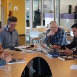 ROC Friese Poort en STC slaan handen ineen: samen werken aan opleidingen maritieme techniek