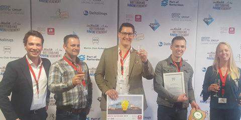 Winnaars Rotterdams Havenevenement 2019