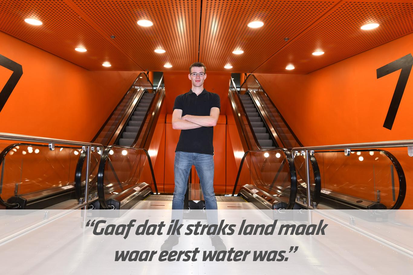 Mbo-opleiding Maritiem waterbouwer / stuurman waterbouw | STC mbo college Rotterdam